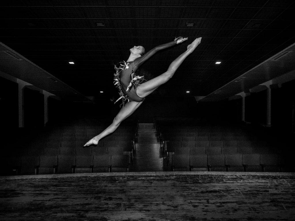 federica bonincontro scuola di danza Arabesque Gela Allieve che spiccano il volo