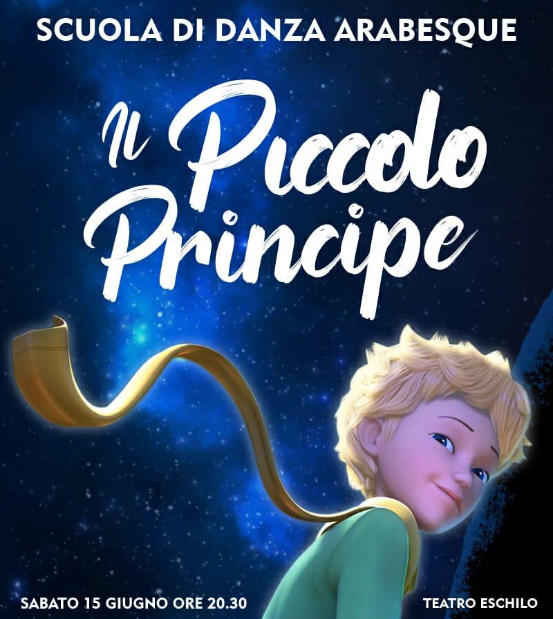 Il Piccolo Principe, saggio 2018 2019- arabesque viviana e annalisa perna