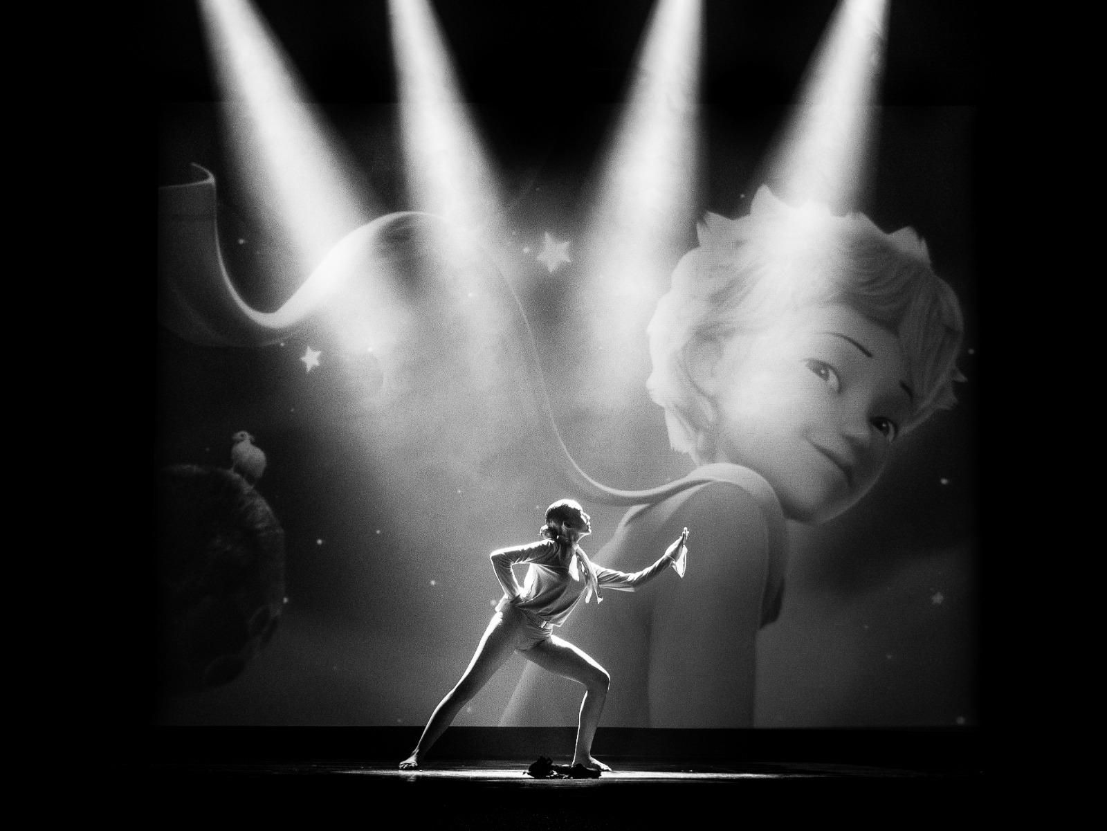 Il Piccolo Principe- sagio di danza- viviana e annalisa perna-2
