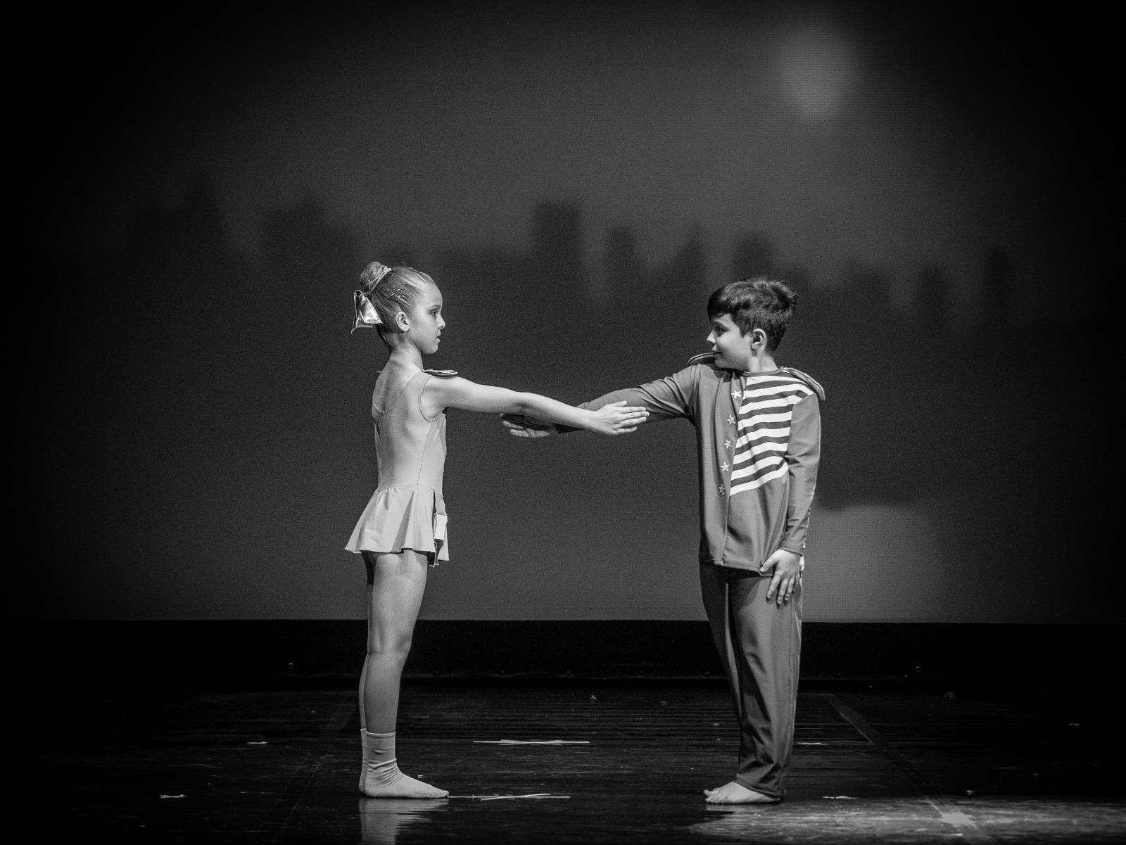 Il Piccolo Principe- sagio di danza- viviana e annalisa perna-4