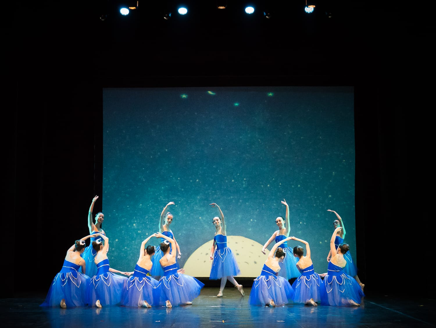 Il Piccolo Principe- sagio di danza- viviana e annalisa perna-5